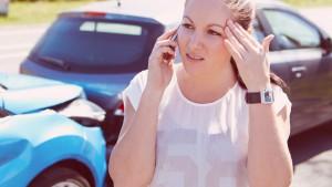 Accidentres de tráfico: cálculo de intereses